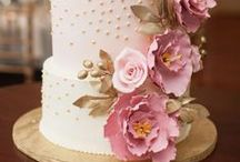 Beautiful cakes / ... that I didn't make, but admire
