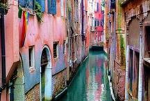 """The Italy I Love༺♥༻ / """"You may have the universe if I may have Italy""""  ― Giuseppe Verdi"""