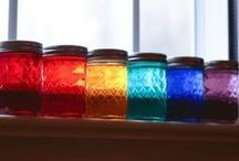 Rainbow Colors Learn & Play / A place to find all the rainbow color activities for children to learn & play.