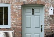 Front Doors & Porches
