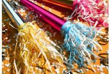 New Year's Learn & Play / Great ideas for kids to celebrate New Years!