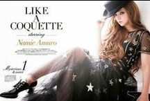 Chanel Pre-Fall 2014 Editorial -1 / The Paris-Dallas Collection Star Mesh Dress