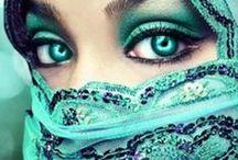 Aqua, Mint, Tiffany and Turquoise / by Em