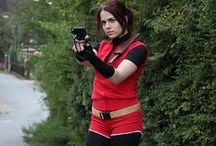 Claire Redfield Cosplay / My cosplay of Claire Redfield from various Resident Evil / Biohazard video games - basic and alternate costumes :)