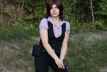 Helena Harper Cosplay / My cosplay of Helena Harper from Resident Evil / Biohazard 6 video game - basic and alternate costumes :)