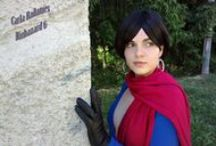 Carla Radames Cosplay / My cosplay of Carla Radames from Resident Evil / Biohazard 6 video game :)