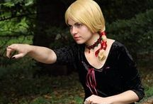 Natalia Korda Cosplay / My cosplay of Natalia Korda from Resident Evil / Biohazard Revelations 2 video game :)