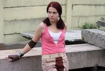 Ellie Langford Cosplay / My cosplay of Ellie Langford from Dead Space 2 and 3 video games :)