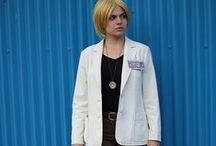 Annette Birkin Cosplay / My cosplay of Annette Birkin from Resident Evil / Biohazard 2 video game :)