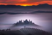 Beauty in Tuscany ♥ڿڰۣ«ಌ /  'Tuscany, land of fierce hates and wild loves and of limitless passions,Tuscany, home of Petrarca and Dante and lively Boccaccio,Tuscany, …'
