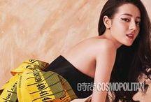 Moschino 2015 Pre-Fall Editorials / Cocktaildress with Big Cloth Measure Ribbon
