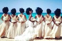 bridesmaids / What's cuter than a group of women dress alike for the celebration of their bestie's life of love? Let's meet the bridesmaids.