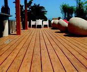 Pisos, Cielorasos y Revestimientos / Revestimientos para pisos y paredes  con polímeros de alta tecnología y productos naturales.
