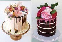 Ganache Drip Cakes