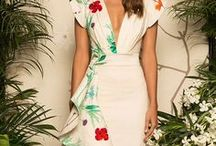 florals / I'm  in love with flowers and I especially love when they're combined with fashion.