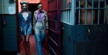 Lanvin 2016 SS Editorials / Sequined Blazer