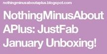 JustFab January Shoe Haul Outfit Ideas / Outfits from the JustFab January Unboxing Video over at NoMinusPlus!