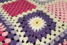 My crochet projects