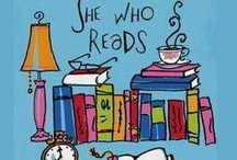 Bookish Banter / Fun stuff about books and the people who love books.
