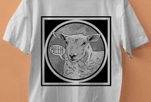 Fasoli Clothing / Our selection of screen printed T-shirts. All 100% cotton, fun and original.