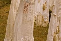 antique lace,etc / by lillian mcfarland