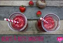 all the smoothies / heathy smoothie recipes