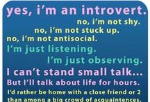 Myers-Briggs Me / INFP!