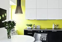 Kitchen Decor Ideas / Kitchen design ideas and  kitchen layout plans examples