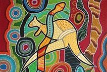 Australian Aboriginal Art & Australiana