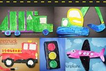 Transportation for Early Learners / All things transport!