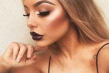 - ̗̀ Makeup ̖́-