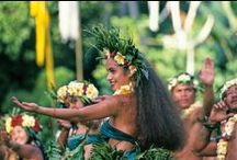 Polynesian Culture / Polynesia is a region that knows how to keep its heritage. Take a look at some of them!
