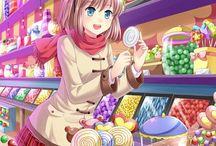 Anime girl / Anime