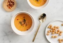 soups + stews / mushy things in bowls - soups and stew recipes