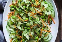 more than just salad / SALAD recipes!