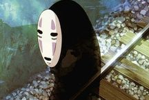 Sin cara / Anime