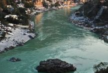 Sightseeing preview of Rishikesh Trip June 2015 / Rishikesh at the base of the Himalayas, holds deep spiritual and cultural significance for Hindus. This is the place where ascetics, yoga students, seekers of spiritual enlightenment, and, adrenaline junkies congregate. The mighty river Ganga is still in her mountain glory before she takes on a tamer avatar. And because of this, Rishikesh is now a popular white water rafting centre. Adventure seeking ladies, do join us on this trip to Rishikesh and explore your wild side!