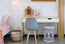 Kids Room Interiors / Ideas for #kidsroom / by CoverCouch - Custom IKEA covers