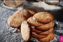 biscotto / μπισκότα γλυκά και αλμυρά