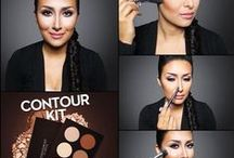 Contour and Highlight / How to contour and highlight your face for beginners and great products to buy.
