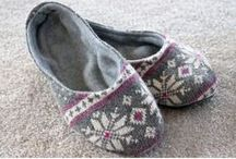 October: Cosy Slippers