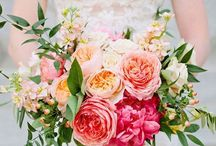 Bloemen bruiloft!