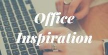 Office Inspiration / Inspirational designs for the office and desk area.