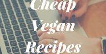 Cheap Vegan Recipes