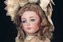 Antique Dolls / by Diana Peate