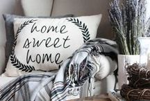 Home sweet home / by Natasha Akerman