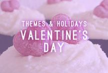 Valentine's Day / Themes & Holidays / Love is in the air the month of February and we are excited to brainstorm some romantic ideas to make your special event a heartfelt experience.   AtlastaCatering.com