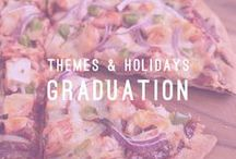 Graduation / Themes & Holidays / Atlasta Catering is a family owned business. We take pride in our community and the many families we have worked with over the years.   Let us help make your graduates big day extra memorable.   AtlastaCatering.com