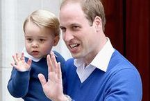 Prince George / What's life like as a royal baby? Prince George of Cambridge shows us!
