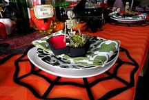 All Hallow's Eve / Spooky inspiration for Halloween.